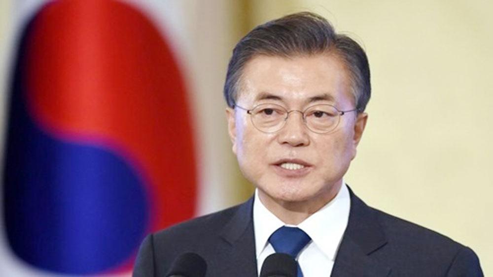 Tổng thống Moon Jae-in thừa nhận tình hình dịch bệnh tại Hàn Quốc 'rất nghiêm trọng'